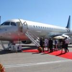 Embraer assina acordo para três jatos Lineage 1000 com a Minsheng Financial Leasing, da China