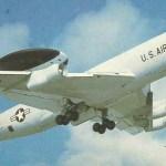 AERONAVES FAMOSAS: Boeing EC-137D / E-3 Sentry
