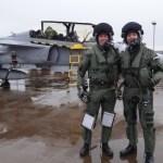 Pilotos da FAB já voam no Gripen