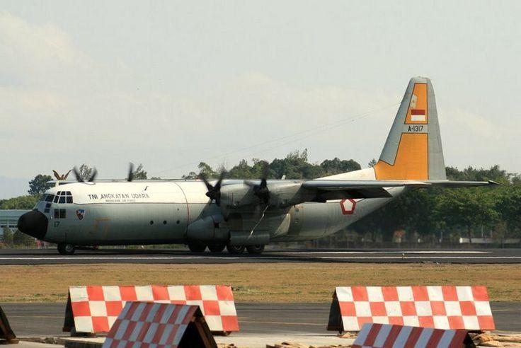 Lockheed C-130 Hercules da Indonésia