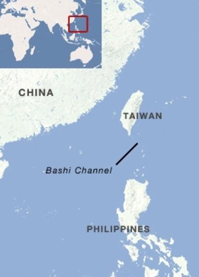 O Canal de Bashi
