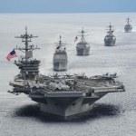 Porta-aviões da US Navy poderá desfalcar combate ao EI