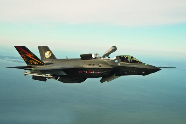 F-35B (Imagem: Lockheed Martin)