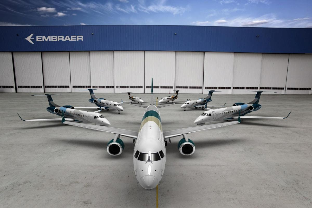 BRASIL: Embraer abre processo seletivo para interessados em trabalhar na empresa