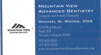 Dr. Mike Woods DDS