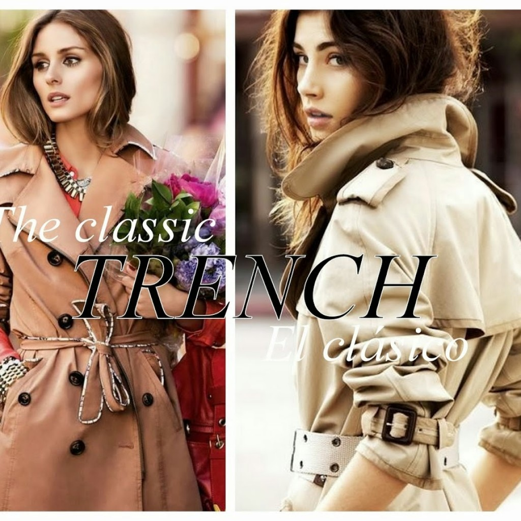 MY INSPIRATION … TRENCH