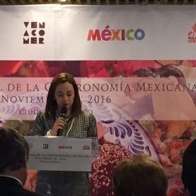 Fotos Día Nacional de la Gastronomía Mexicana