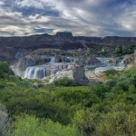 Shoshone Falls overview