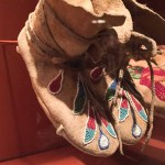 Moccasin detail