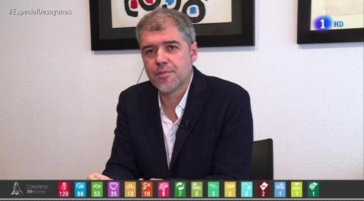 Entrevista a Unai Sordo en TVE