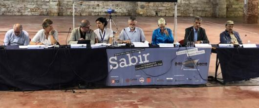 Unai Sordo en la Conferencia del Festival Sabir