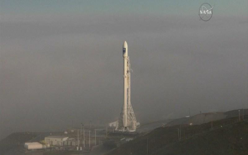 spacex rocket satellite - photo #13
