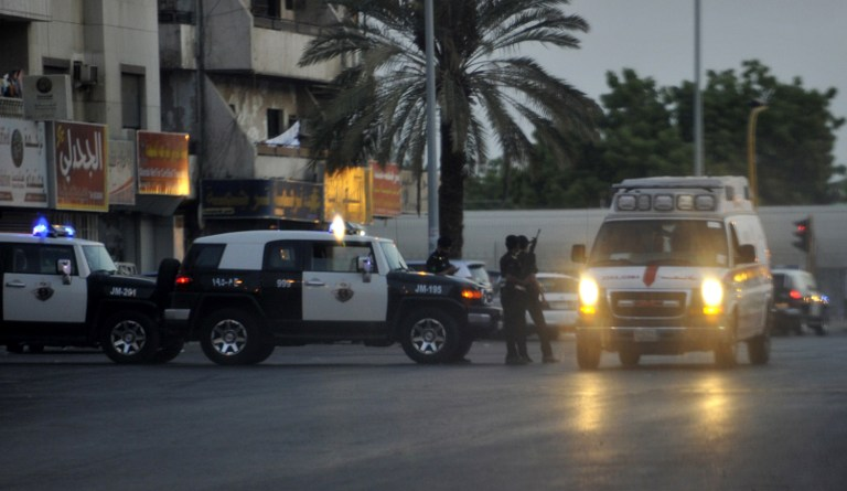 Saudi police arrest scores of suspects following bombings