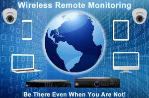 Wireless-Remote-Monitoring