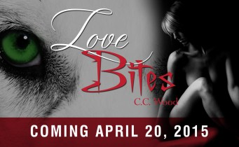 Release Day Announcement for Love Bites