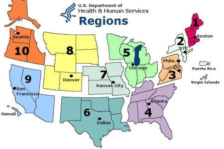 sentinel physician regional map 2009 2010
