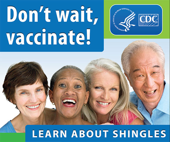 Does shingles occur in people in their twenties? 3