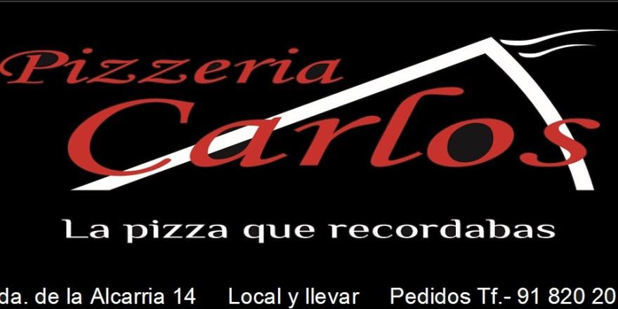 PIZZERIA CARLOS PANCARTA