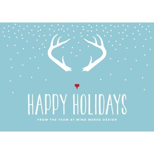 Medium Crop Of Happy Holidays Cards