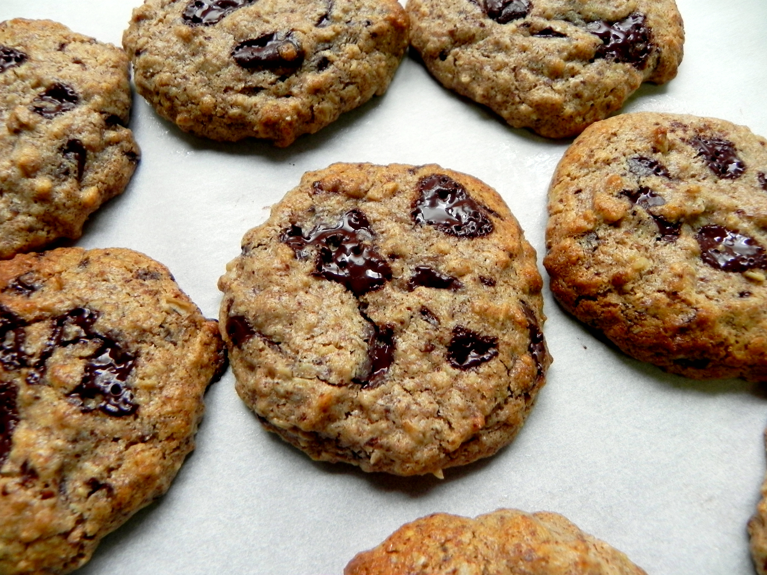 Sugar-Free And Gluten-Free Cookies Recipe With Almond And Flaxseed ...