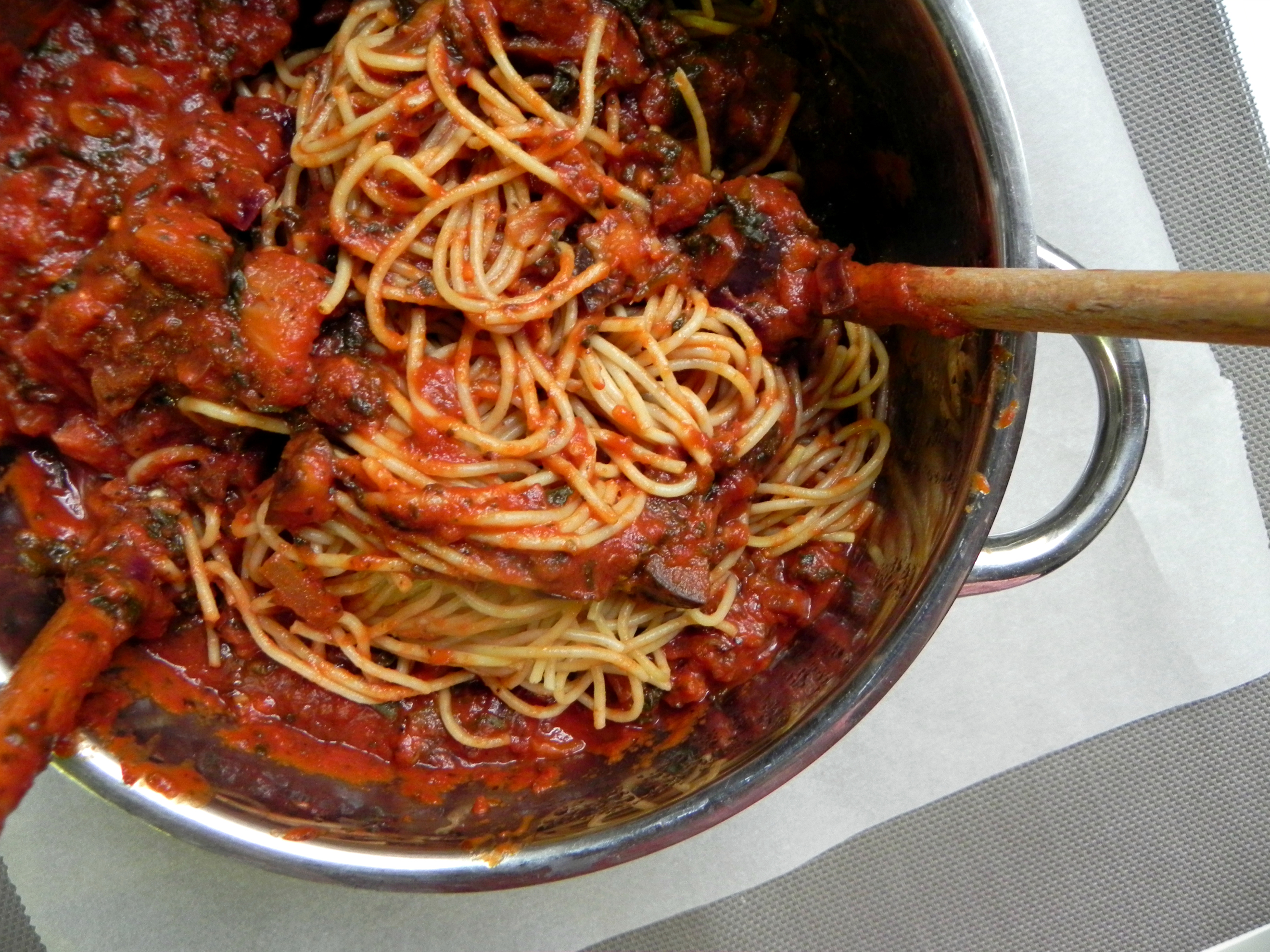 how to make fresh pasta sauce