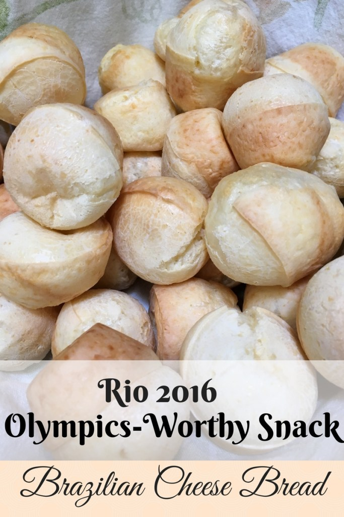 Olympics-worthy snack