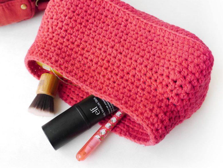 Crocheted Purse Insert