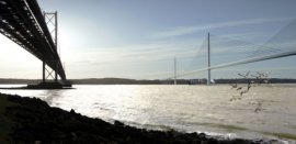 Forth_artist impression - cable stayed bridge1