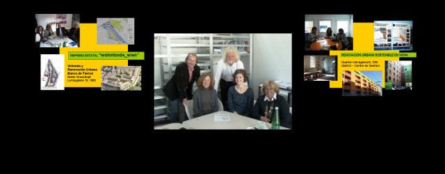 En marzo del 2012, las arquitectas Alicia Gerscovich y Olga Wainstein-Krasuk, efectuaron una estancia de trabajo en Viena , en el marco del Programa Bilateral de Cooperación Científica y Tecnológica […]