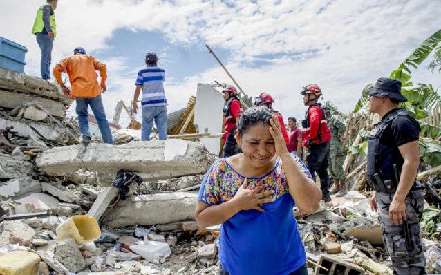 16A: El día que la Tierra tembló y el escenario político se sacudió (por María Florencia Pagliarone)