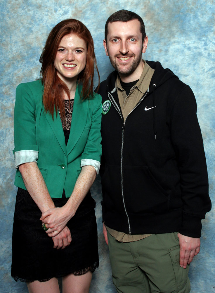 Rose Leslie Height How tall is Rose Leslie