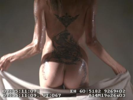 female celebrity ass