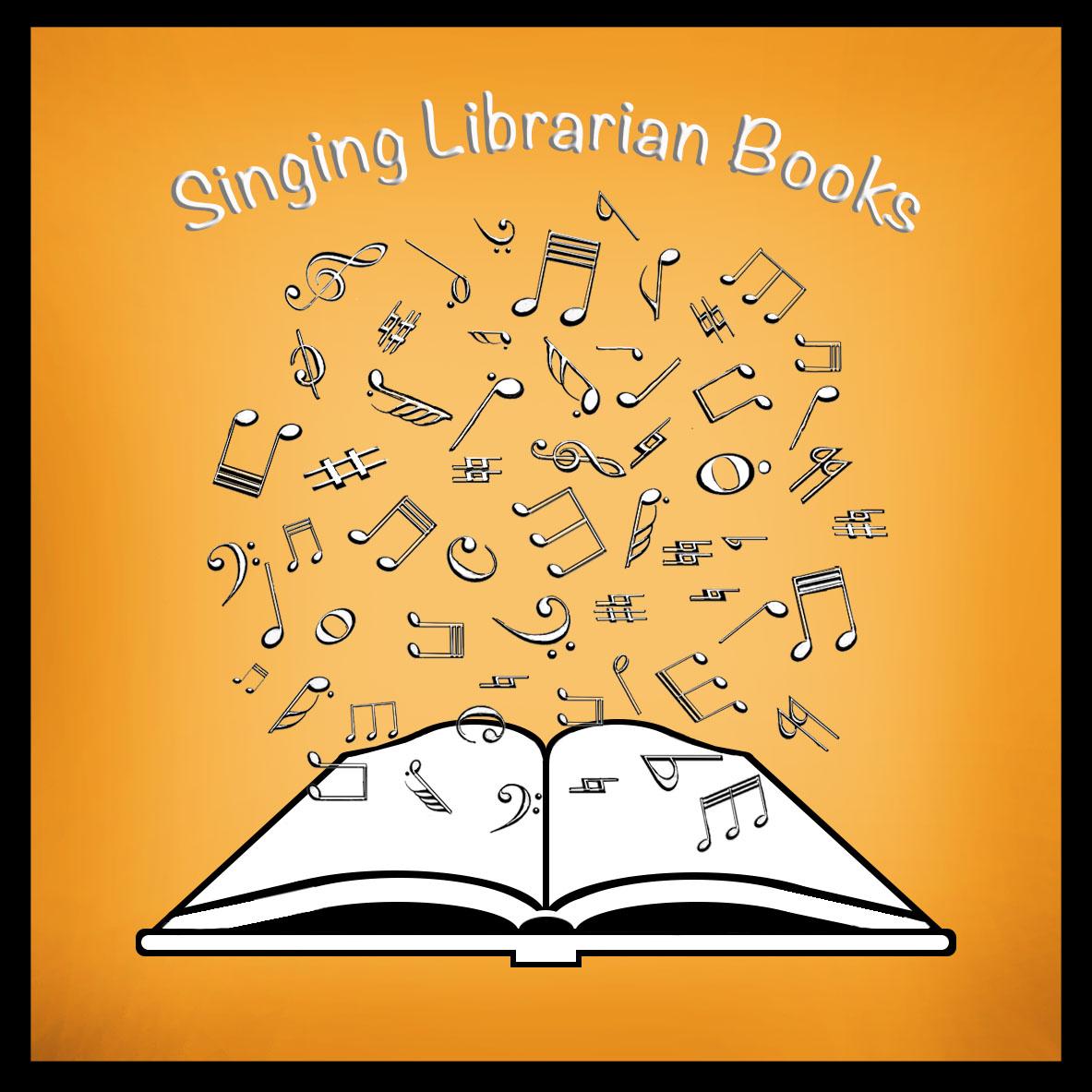 Singing Librarian Books