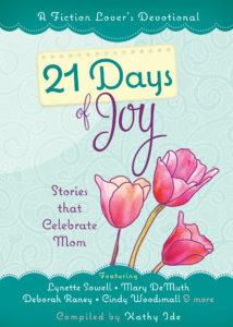 21 days of joy