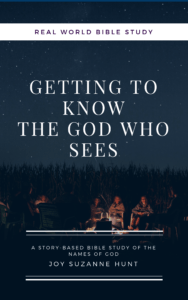 Getting to Know the God Who Sees Cover