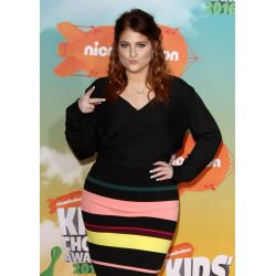 Aweinspiring Meghan Trainor At Nickelodeon S 29th Annual Kids Choice Awards Arrivals At Forum 1 Meghan Trainor Sizes Megan Trainer Size nice food Meghan Trainor Size