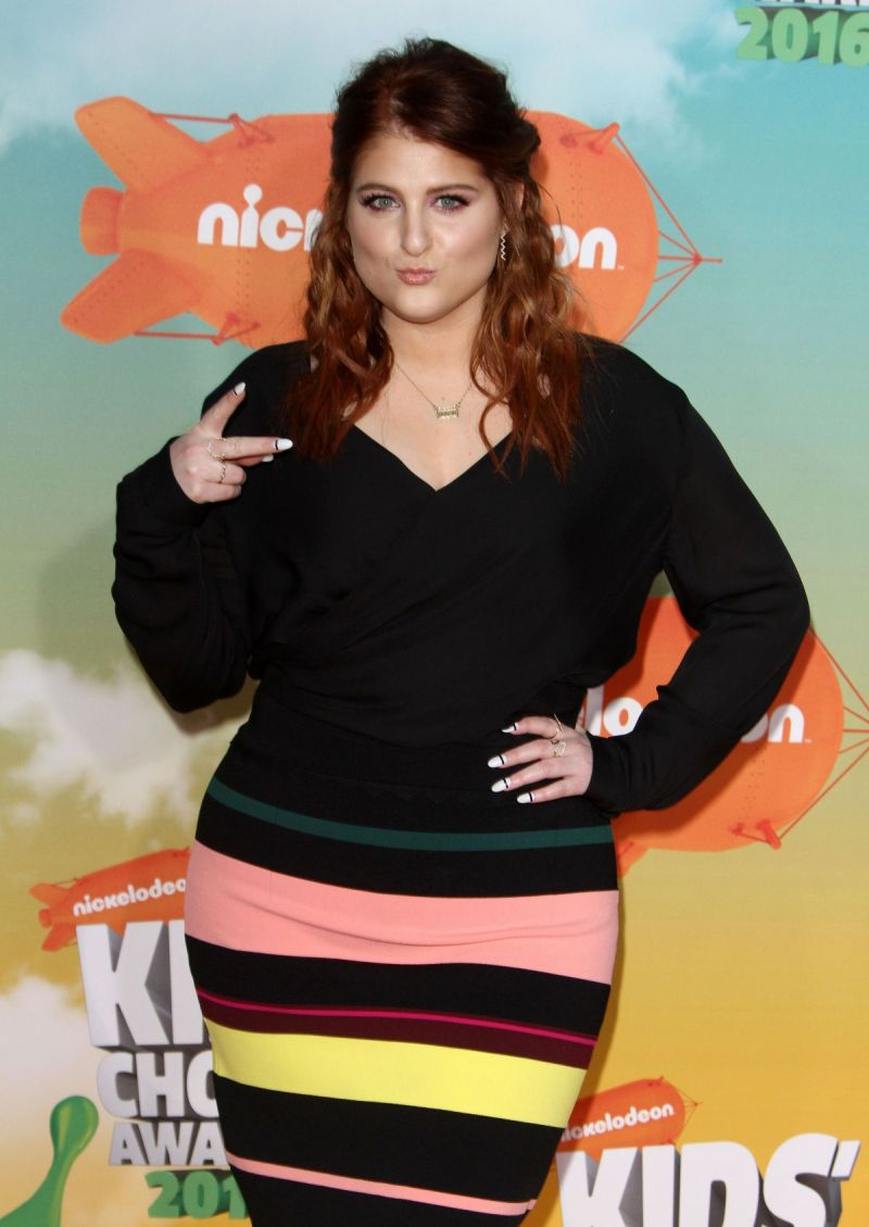 Large Of Meghan Trainor Size