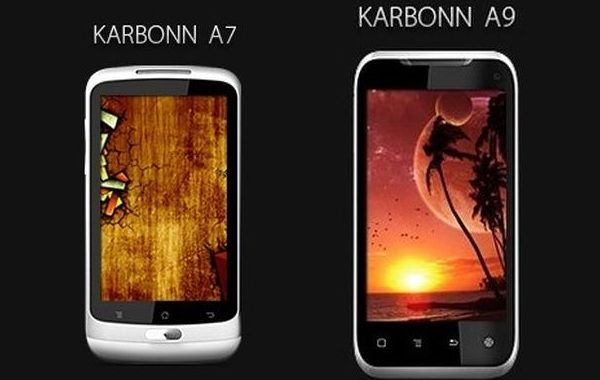 Karbonn A7 A9