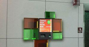 Innovative charging kiosk concept (1)