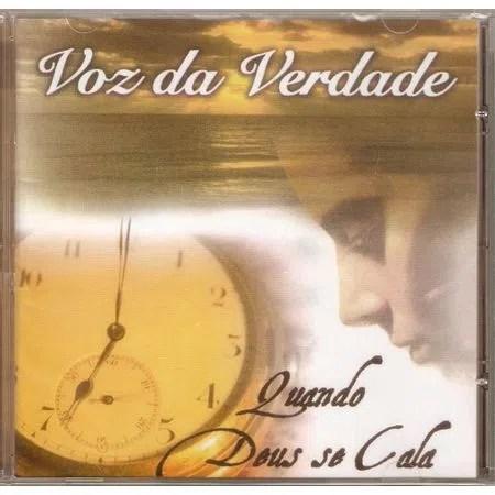 CD Voz Da Verdade - Quando Deus Se Cala
