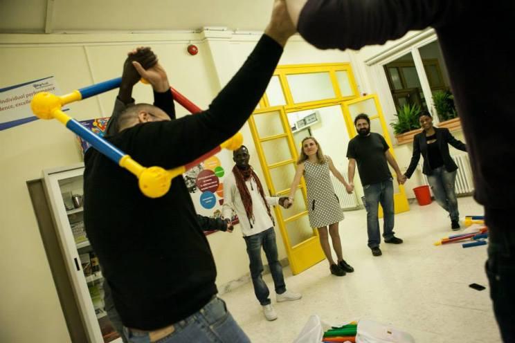 Immagini via Fablab Roma - Innovation Gym