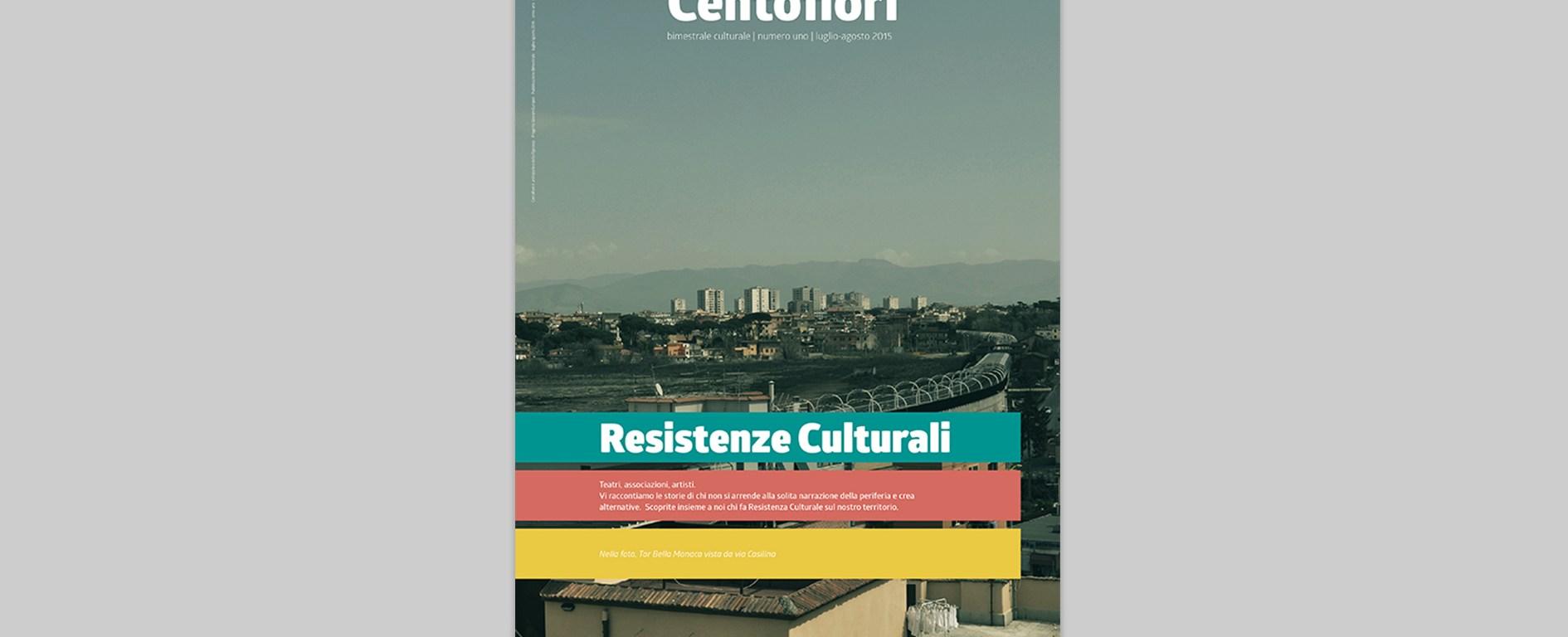 Centofiori| Rivista Culturale | Numero Uno | by Pgecoop