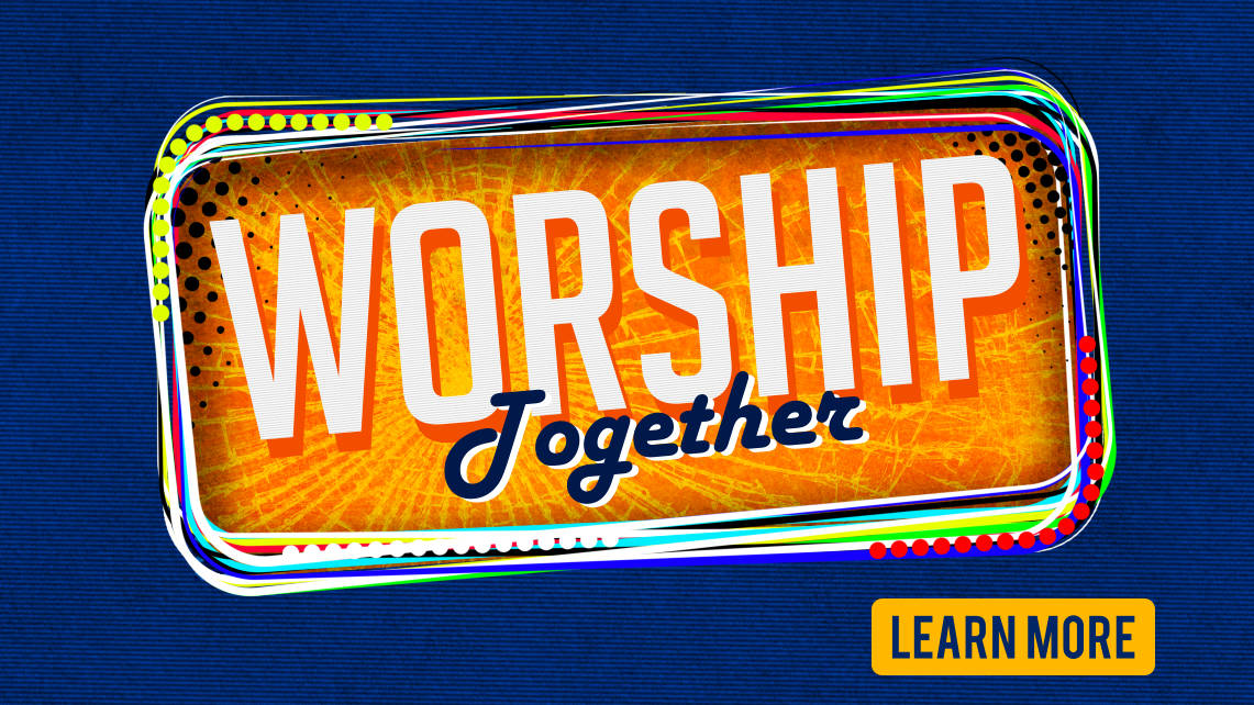 WORSHIP TOGETHER PROMO