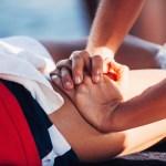 Massaggio sportivo Centro Benessere Terrarrubia