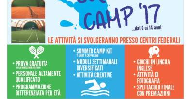 SUMMER CAMP 2017 brochure
