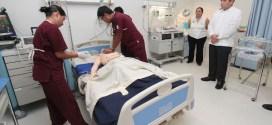 Los centros de salud requieren personal cualificado, prepárate para estudiar