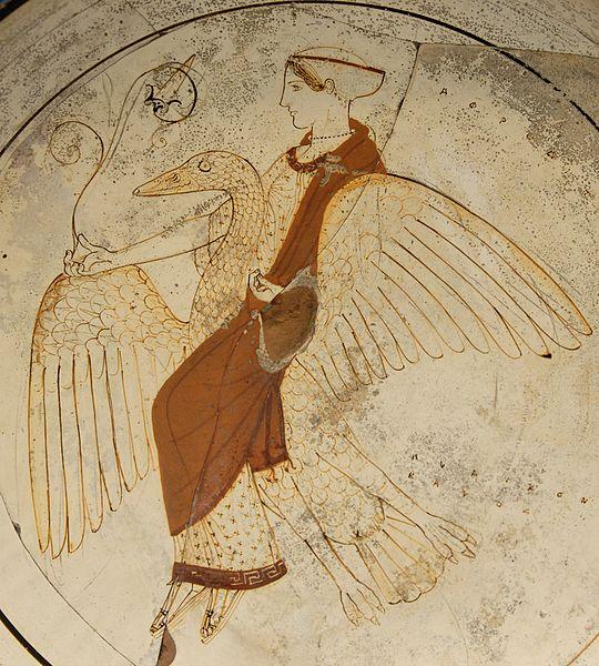 Il simbolismo del cigno