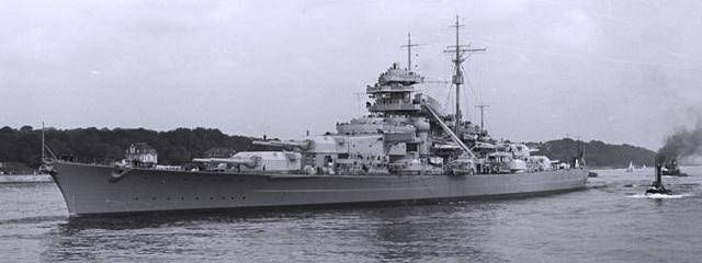 La crociera e la fine della corazzata «Bismarck» (18 – 27 maggio 1941)