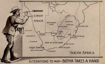 La rivolta di Maritz e De Wet nel 1914, preannuncio della rivincita boera sull'Inghilterra