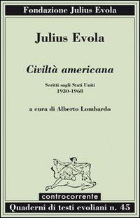 L'America di Julius Evola